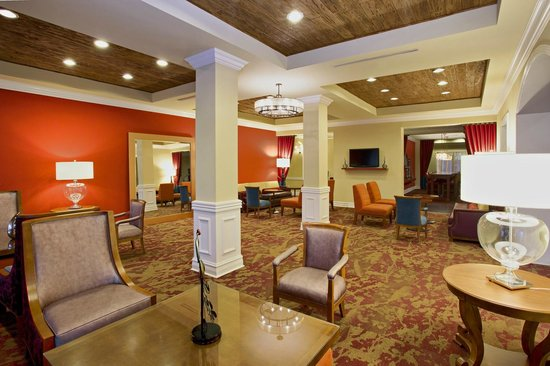 Hampton Inn West Palm Beach Central Airport: Lobby