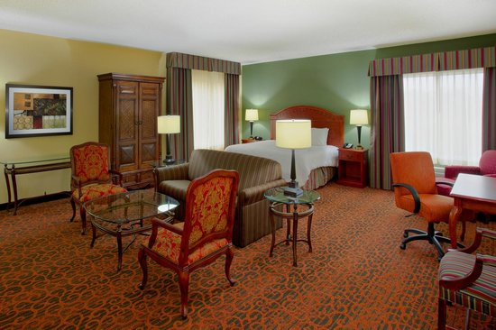Hampton Inn West Palm Beach Central Airport: One-room suite