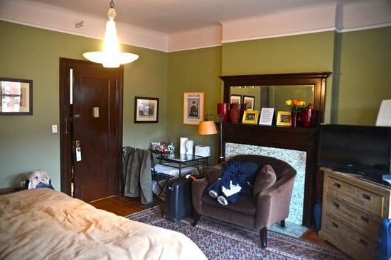 Sugar Hill Harlem Inn: Big Mama's Room