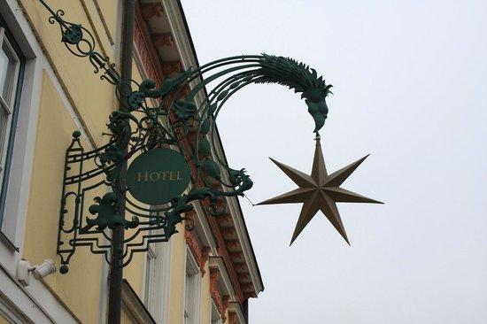 Romantik Hotel Goldener Stern: goldener stern