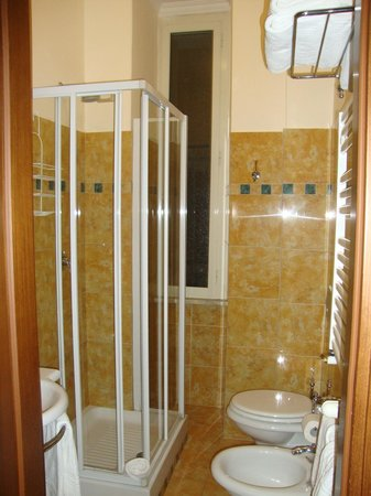 Beau Site - Antica Residenza: Badezimmer