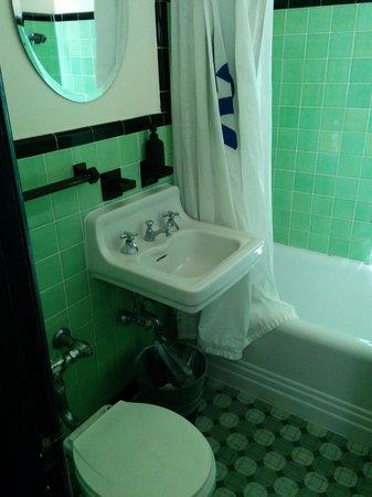 Freehand Miami: banheiro
