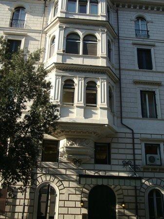 Beau Site - Antica Residenza : Aussenansicht