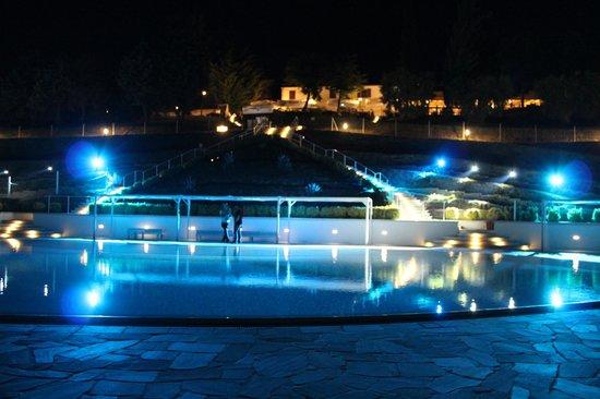 Foto de casablanca restaurant civitanova marche relax in for Cena in piscina