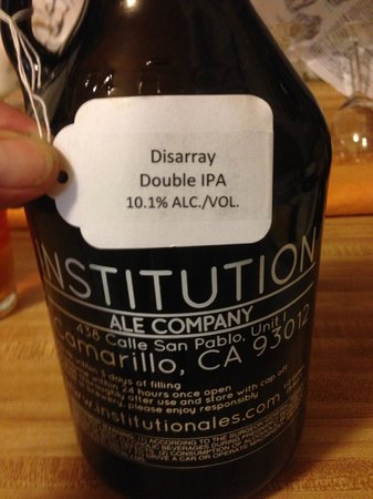 Institution Ale