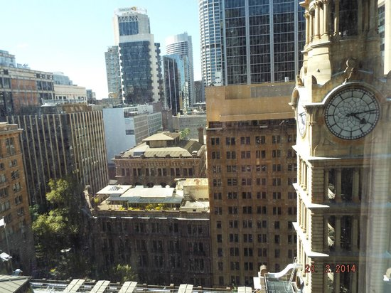 The Westin Sydney: .