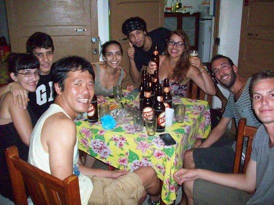 Hospeda Salvador: Descontrair é fundamental num lugar onde não se conhece muito