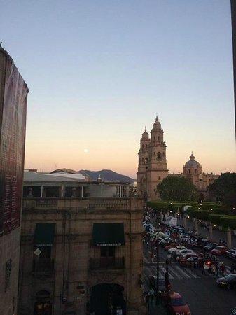 Alameda Centro Historico Hotel: Desde la Habitacion 308