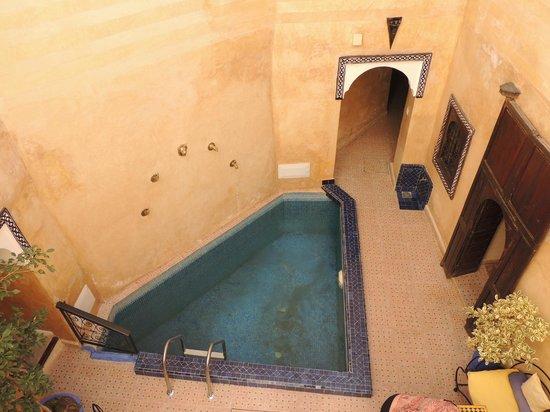 Riad Ziryab Marrakech : vista desde la habitacion