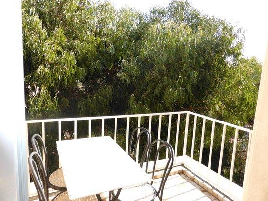 Villa Rima : 1B - terrace south east with sun untill 2 pm