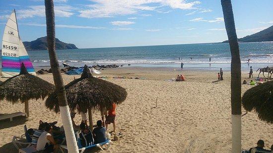 Oceano Palace: playa