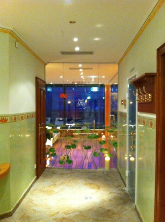 Grand Hotel Zell am See: SPA