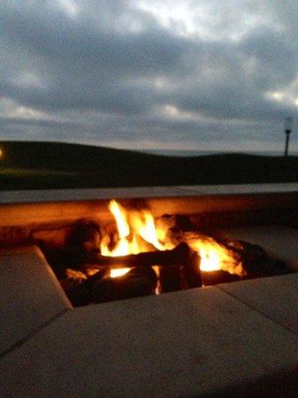 The Ritz Carlton Half Moon Bay Oceanfront Firepit