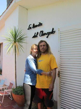 La Lomita del Chingolo B&B : Hosts Alejandra & Rodrigo