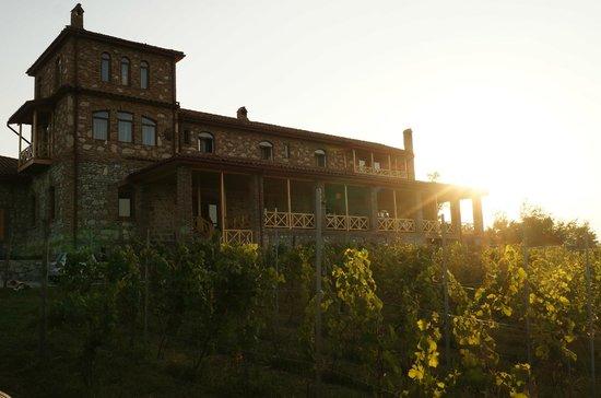 Schuchmann Wines Chateau Restaurant