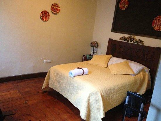Hotel Boutique Portal de Cantuna : room