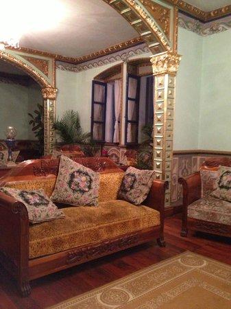 Hotel Boutique Portal de Cantuna : lounge