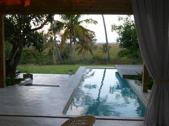 Vanilla View: Zwembad