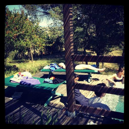 Fattoria Barbialla Nuova: Relax at the swimming pool