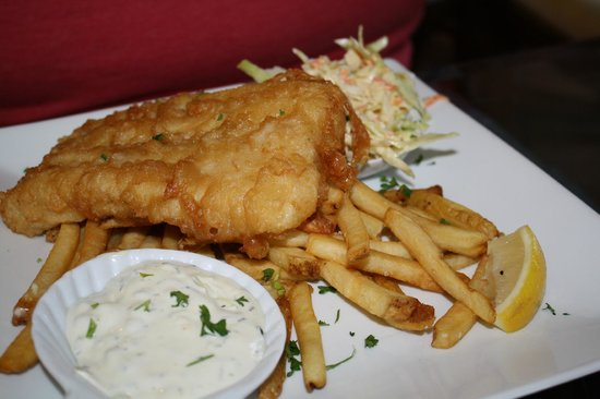 El Mar Seafood Restaurant: Fish and Chips