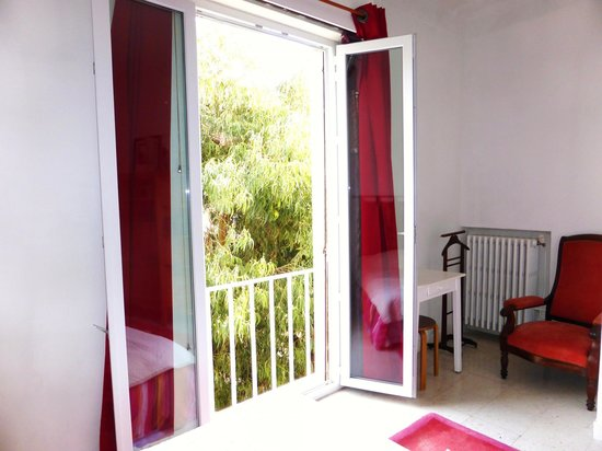 Villa Rima : Flat 1A, view from the bedroom