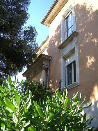 Villa Rima outside view