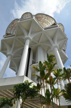 Kuching Civic Centre: anothr angle