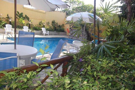 Pousada Maui : piscina