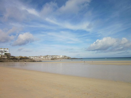 St. Ives Harbour Hotel & Spa: Porthminster Beach