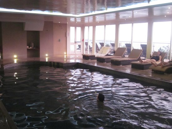 St. Ives Harbour Hotel & Spa: Indoor Pool