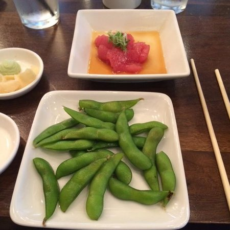 Photo of Japanese Restaurant Sugarfish by Sushi Nozawa at 11640 San Vicente Blvd, Los Angeles, CA 90049, United States