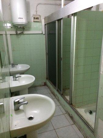 Hostal Casa de Huespedes San Fernando : Toilet