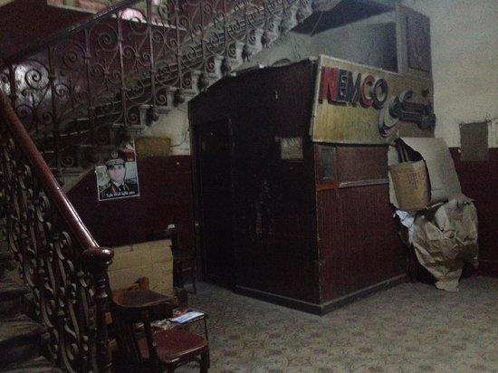"Freedom Hostel: ""foyer area"""