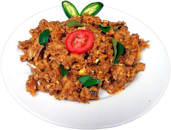 Kathir Food Experience: kothu roti