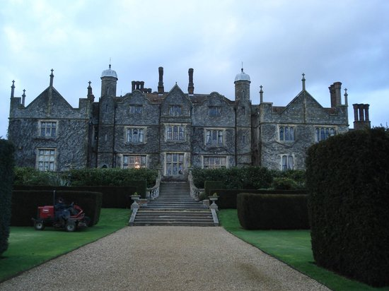 Eastwell Manor: The Manor