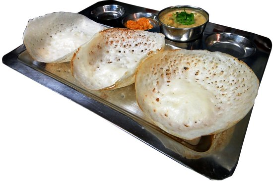 Kathir Food Experience: appam