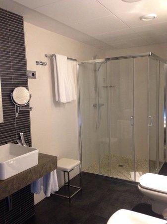 Hotel Regina: Bathroom #539