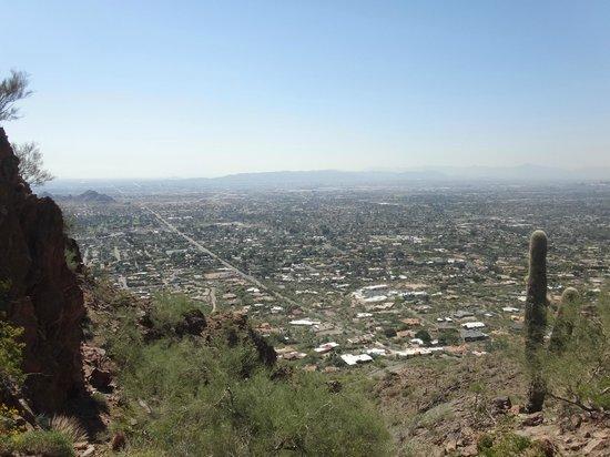 Camelback Mountain: arriba