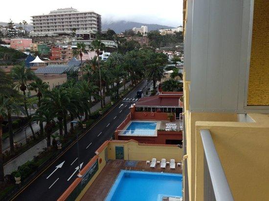 Palmeras Playa: Atembraubender Blick aus dem Balkon!