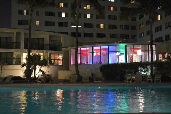 The New Casablanca on the Ocean Hotel : Pileta