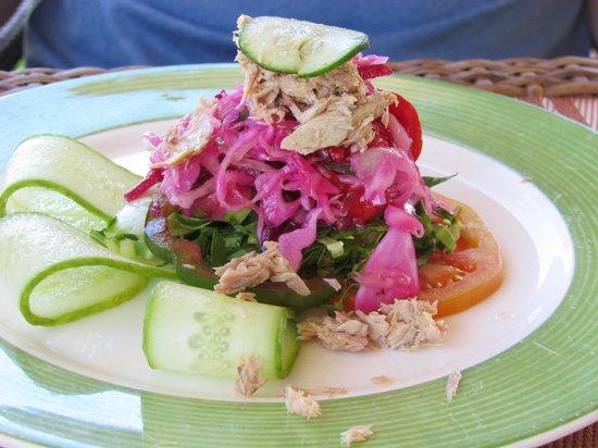 Royalton Cayo Santa Maria: appetizer at Eggsellence Restuarant
