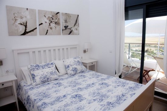Apartamentos Mirador del Prado: High Quality Beds and Pillow - High quality Linen and towels.