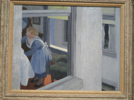 Pennsylvania Academy of the Fine Arts: Painting by Edward Hopper
