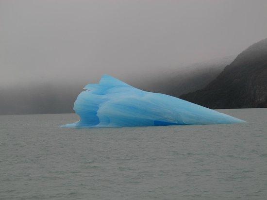 Estancia Cristina: Um dos icebergs do caminho