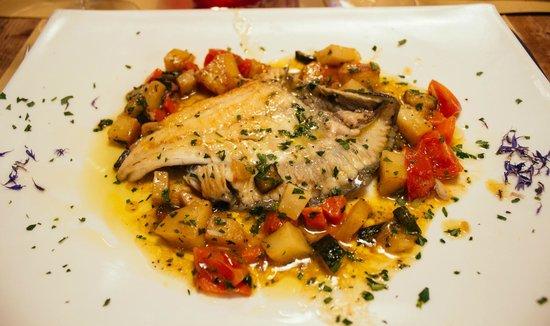 Osteria Alla Staffa: Secondo dish... don't remember the name but it was excellent!