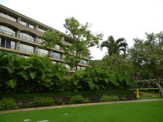 Aston Maui Kaanapali Villas: Our end of the Tower Building