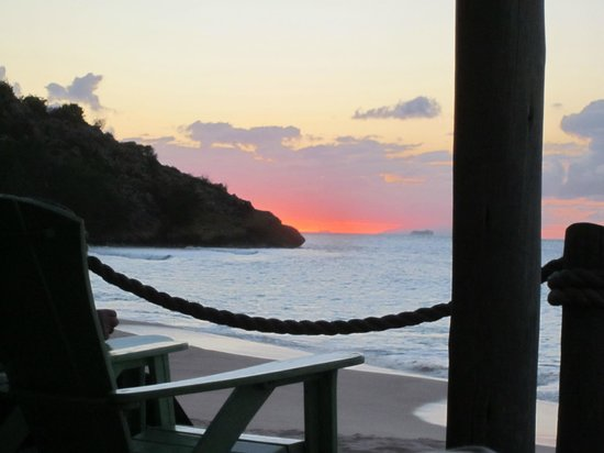 Galley Bay Resort: beautiful sunsets