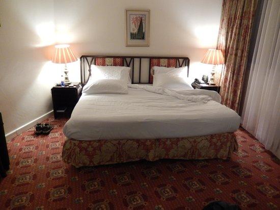 Hilton Nairobi: The Room