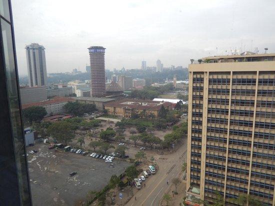 Hilton Nairobi: The View