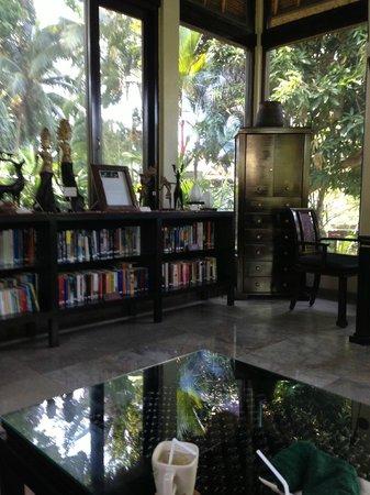 Banyan Tree Bintan : lobby